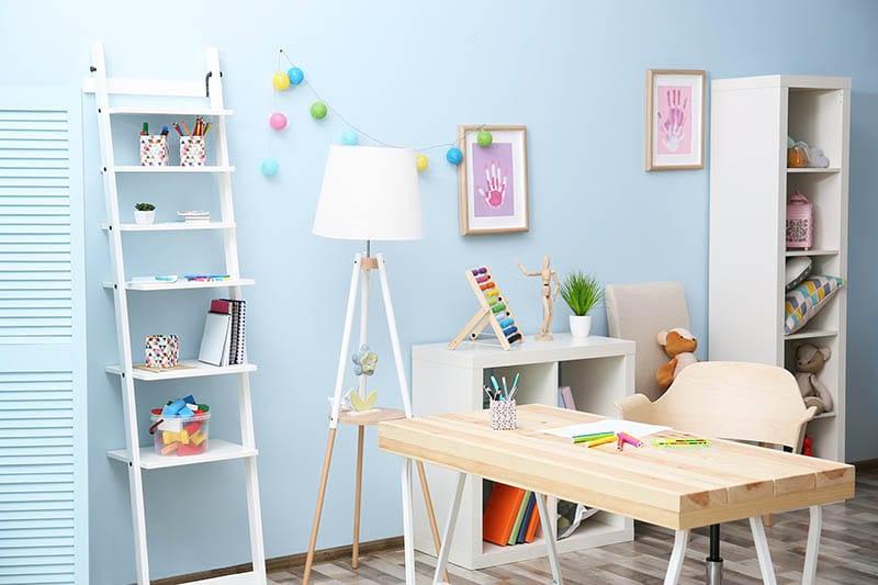 Basement Child Room