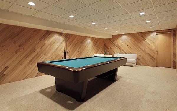 Pool New Build Basement